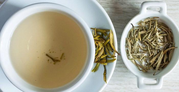 редкие китайские чаи
